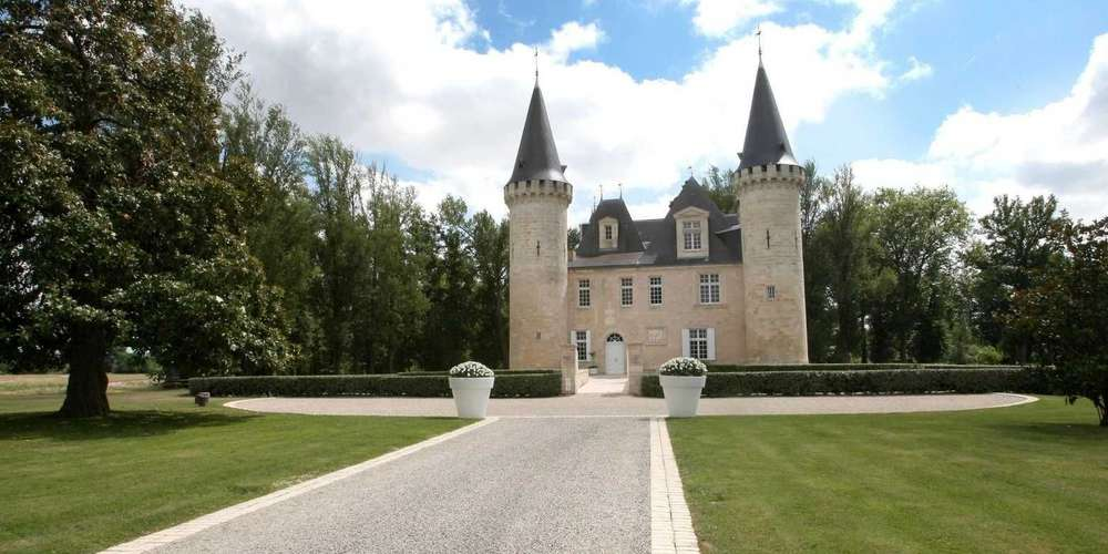 Chateau d'Agassac