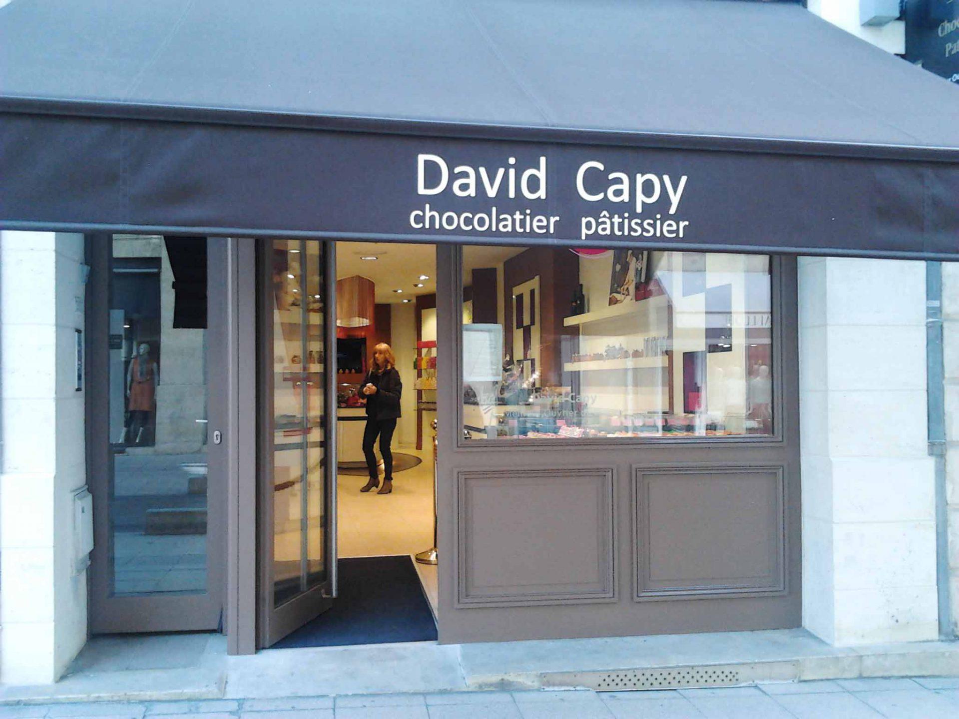 David Capy