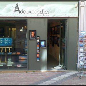 Galerie A Deux Pas d'Ici