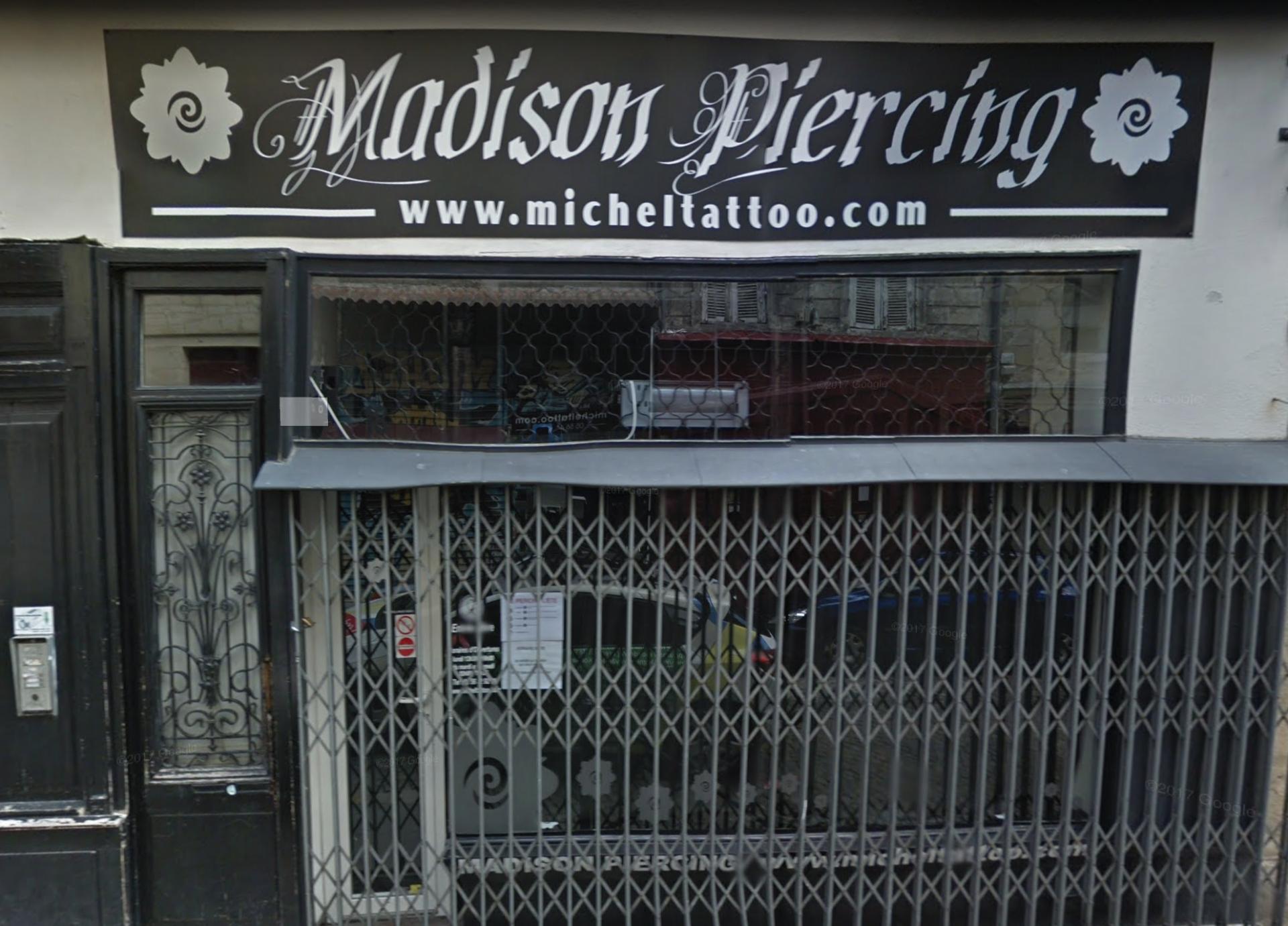 madison piercing