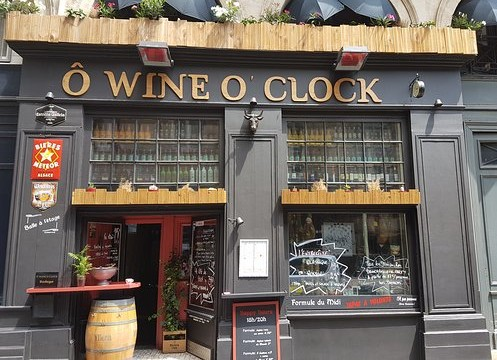 o wine o clock