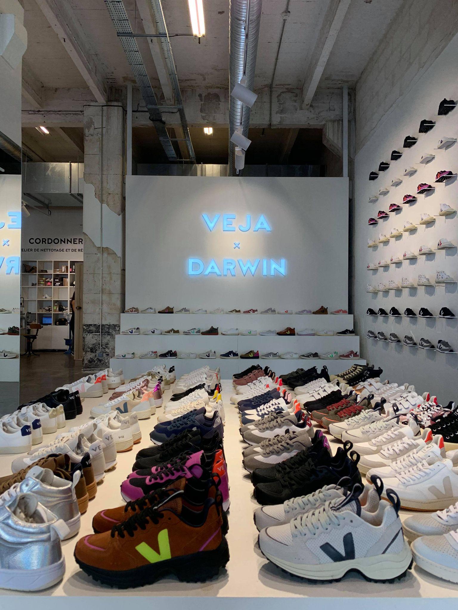 Sneakers Veja à Darwin