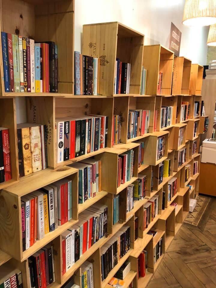 Bradley's Bookshop Bordeaux