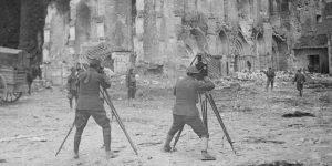photo journalisme de guerre