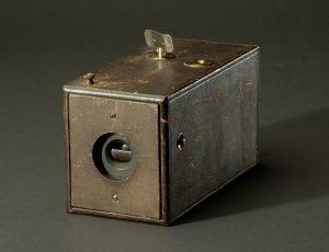 Kodak camera de 1888