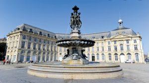 Fontaine de la Place de la Bourse