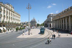 Place de l'Opéra Bordeaux