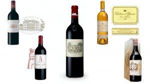 Classement vin bordelais