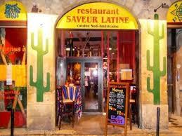 Saveurs Latines