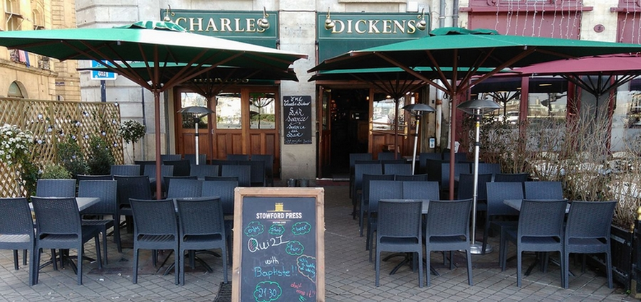 The Charles Dickens