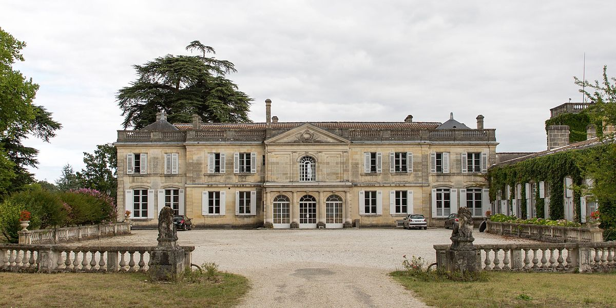 chateau du taillan