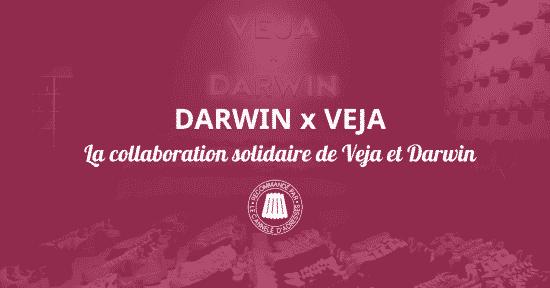 Darwin x Veja entête article