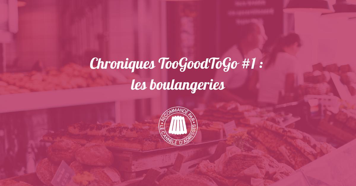 Chronique ToGoodToGo