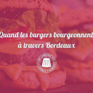 Meilleurs burgers de Bordeaux
